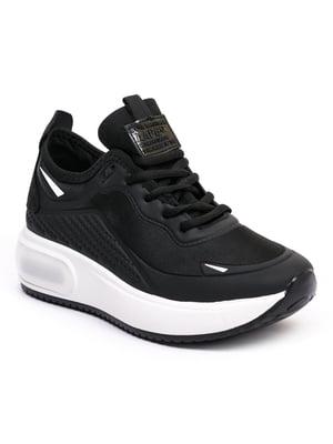 Кроссовки черные | 5435004