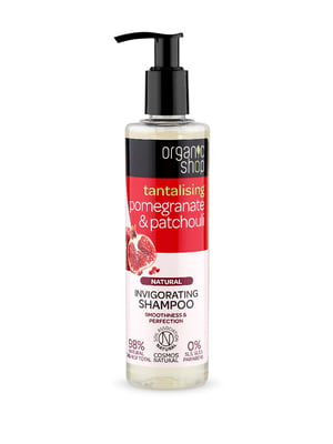 Шампунь для волосся (гранат і пачулі; 280 мл)   5241026