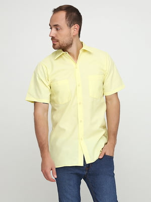 Рубашка желтая | 5443806