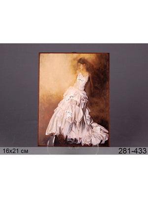 Панно декоративне (16х21 см) | 5443244