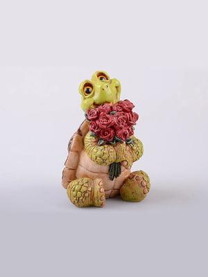 Фігурка декоративна «Черепаха» (12 см) | 5443305