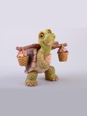Фігурка декоративна «Черепашка» (12 см) | 5443306