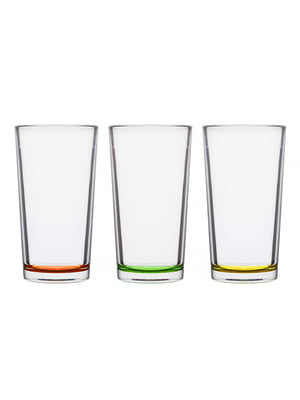 Набір склянок «Цитрус» (3 шт., 250 мл)   5443409