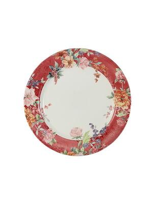 Тарелка «Цветочный сад» (27 см) | 5443473