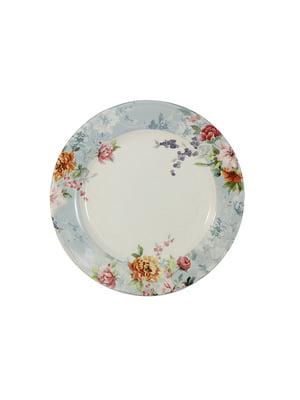 Тарелка «Цветочный сад» (21 см) | 5443474