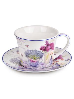 Чайный набор «Лаванда» (2 предмета)   5443540