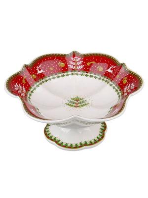 Блюдо «Рождественская коллекция» (18 см) | 5443606
