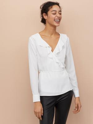 Блуза белая   5441505