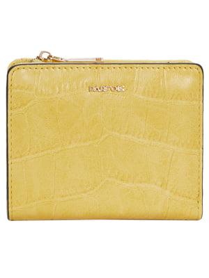 Кошелек желтый   5442801