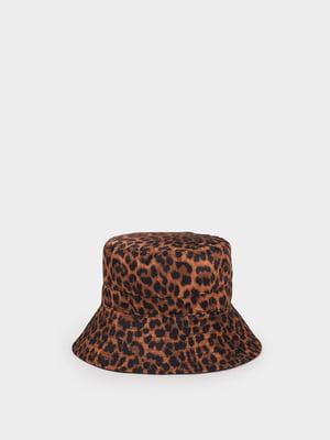 Шляпа с принтом | 5442128