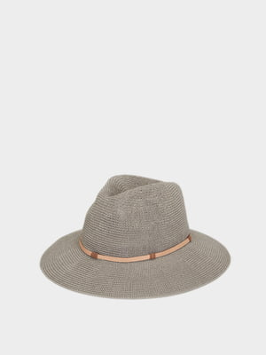 Шляпа серая | 5442300