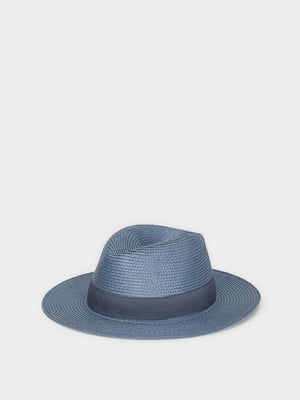 Шляпа синяя | 5442610