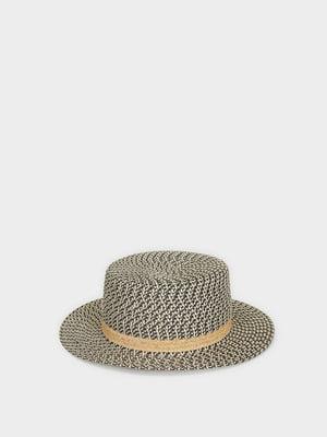 Шляпа с узором | 5442646