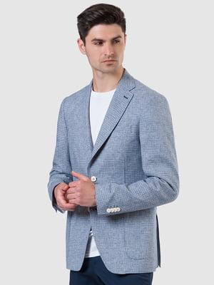 Пиджак голубой | 5444428