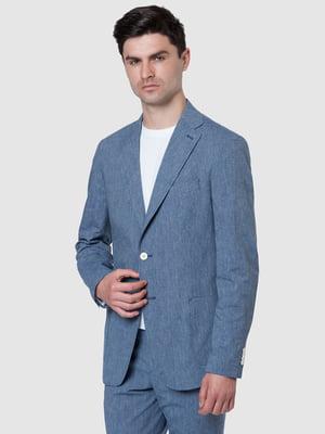 Пиджак синий | 5444430