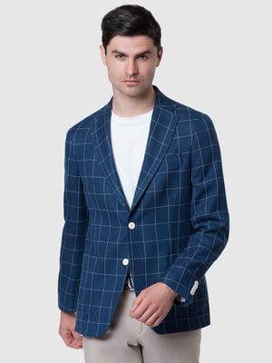 Піджак синій | 5444431