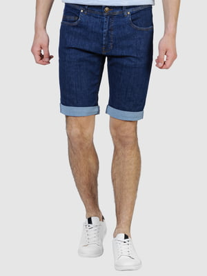 Шорти сині джинсові | 5444510
