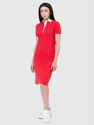 Платье кораллового цвета | 5444567