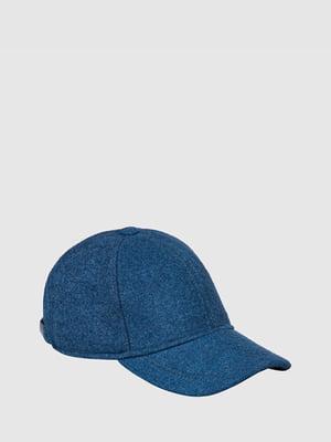 Кепка синя | 5444621