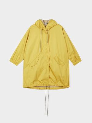 Плащ жовтий | 5442170