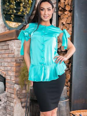 Костюм: блуза і спідниця | 5445237