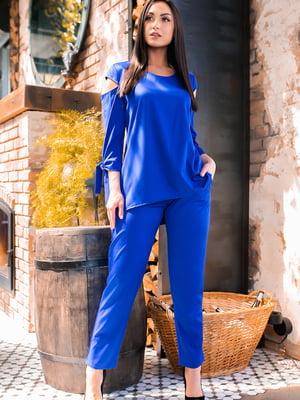 Костюм: блуза і штани | 5445264