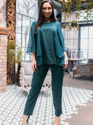 Костюм: блуза и брюки | 5445299