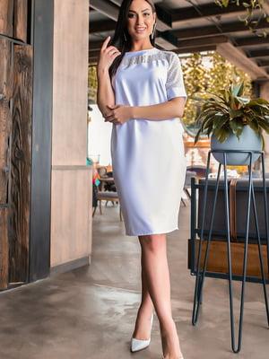 Сукня білого кольору | 5445333