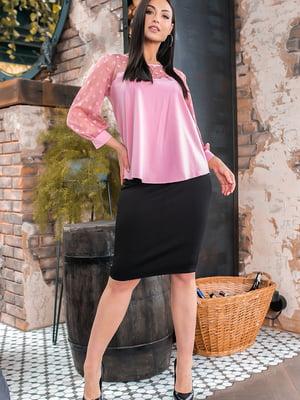 Костюм: блуза і спідниця | 5445355