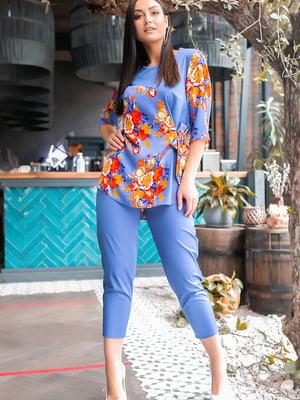 Костюм: блуза и брюки   5445366