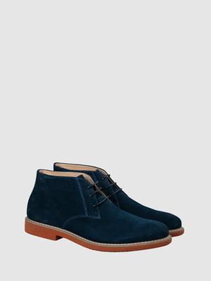 Туфли синие | 5310146
