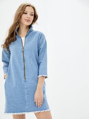 Сукня блакитна | 5445396