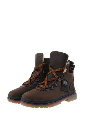Ботинки коричневые | 5430784