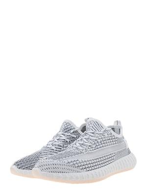 Кросівки сіро-білі | 5440547