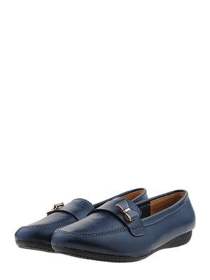 Туфлі сині | 5444358