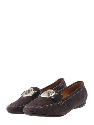 Туфлі коричневі | 5444360
