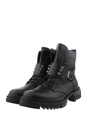 Ботинки черные | 5444366