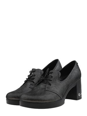 Туфлі графітового кольору | 5445817