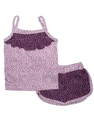 Піжама: майка і шорти | 5446205