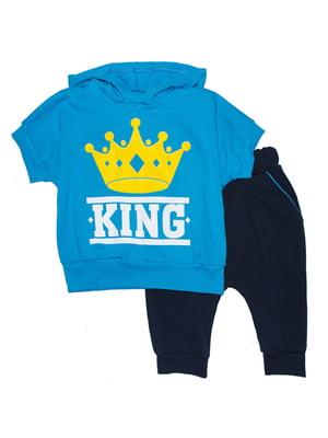 Комплект: худи и брюки   5446216