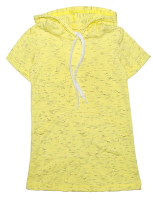 Платье желтое   5446222
