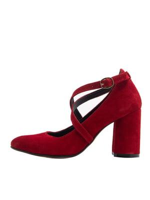 Туфлі червоні | 5446453