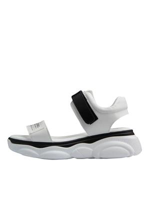 Босоніжки білі | 5446658