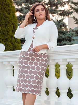 Комплект: платье и жакет | 5447049