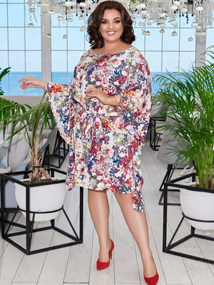 Сукня з квітковим принтом | 5447083