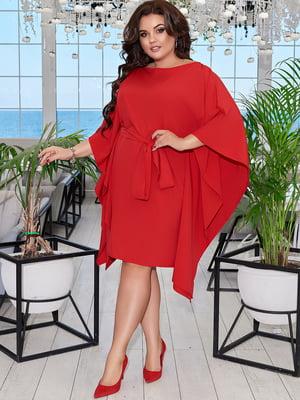 Платье красное | 5447084