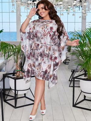 Сукня з квітковим принтом | 5447085