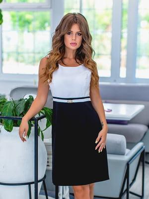 Сукня чорно-біла | 5447117
