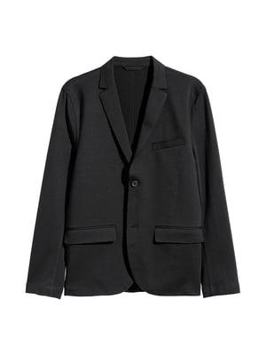 Пиджак черный | 5447190