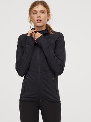 Куртка чорна | 5447236